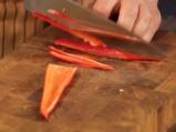 Топчета от сирене със зеленчукова коричка