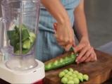 Супа топчета от краставица 2