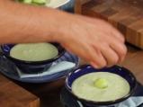 Супа топчета от краставица 4
