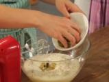 Солен кейк с  маслини 2