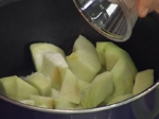 Ябълков крем по нормандски