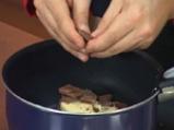 Шоколадови скалички с кестени 2