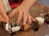 Карамелизирани смокини със сладолед  4