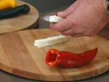 Печени чушки на скара