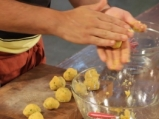 Пикантни картофени кюфтета с джинджифил 3