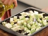 Отворена баница със зеленчуци 3