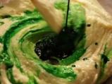Батенберг кейк с шоколад и мента 5