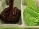 Батенберг кейк с шоколад и мента 6