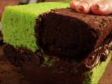 Батенберг кейк с шоколад и мента 9