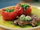 Пълнени домати по марокански със свин...