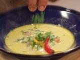 Супа с царевица и бекон 4