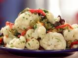 Сицилианска салата с карфиол