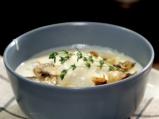 Супа от семолина с гъби