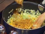 Ньоки от моркови в сос с царевица 2