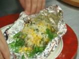 Свински котлети с ориз във фолио 3
