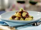 Картофена салата с краставици