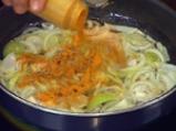 Бомбайска зеленчукова салата 2