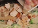 """Пилешко със зеленчуци и сос """"Бешамел"""" 6"""