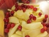 Ябълков пай с грозде 2