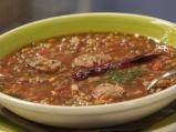 Супа от леща с наденица