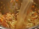 Зелева супа с боб и рагу 3