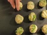Кюфтета от броколи с бял сос 4