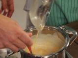 Кюфтета от броколи с бял сос 6