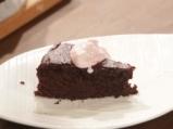 Шоколадов кейк с червено цвекло 9