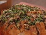 Хляб с гъби и сирене 6
