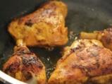 Пилешка яхния с лимон и маслини 4