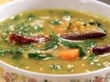 Мексиканска супа от червена леща