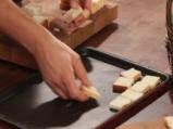Салата от броколи с маслини и моцарела 2