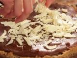 Шоколадов чийзкейк с кафе 9
