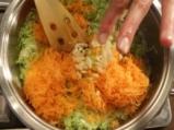 Постни зелеви сарми с картофи 3