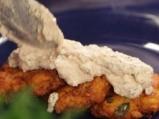 Кюфтета от моркови със сос от копър 5