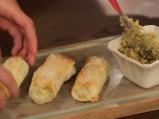 Банички със сирене и картофи 9