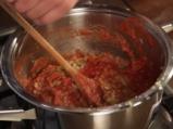 Дип с праз лук и домати 2