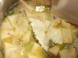 Супа от целина със синьо сирене 4