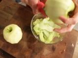 """""""Охлюви"""" с ябълково-бадемова плънка 4"""