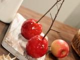 Захаросани ябълки