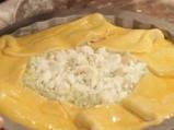Тарт с праз и козе сирене 6