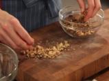 Салата от печена тиква с орехи и смокини 2