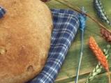 Орехова пълнозърнеста пита със стафиди