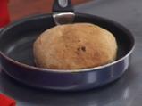 Орехова пълнозърнеста пита със стафиди 4