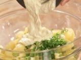 """Картофена салата с бърз """"Цезар"""" дресинг 4"""