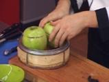 Пълнени карамелизирани ябълки с ориз, ядки и плодове 3