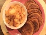Джинджифилови палачинки с ябълки 6