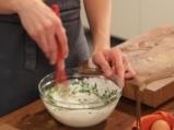 Рула от тесто с агнешко на пара 7