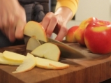Ябълков сладкиш 3