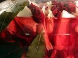Туркменска туршия от зеле и цвекло